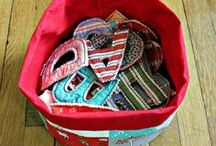 Church Bag / children's entertainment bag (for church) / by Jessica Roussel