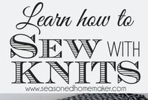 Sewing / Tips, inspiration, cool stuff, machine maintenance... Everything sewing!