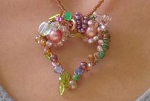 BEADS AND BAUBLES / Jewelry making.  / by Denise Wade
