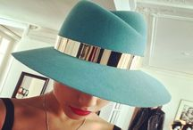 Hats off to me  / Hats, fedoras etc...  / by Deanna Lopes