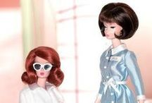 In a Barbie World... / She is Barbara Millicent Roberts, born March 9th, 1959 in Willows, Wisconsin. An ode to the Barbie (and her family) that we all know and love.