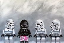 Livin' La Vida LEGO / Unleash your imagination and enter into a world where anything is possible, with LEGO.