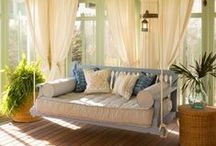 Outdoor Living / Outdoor living, patio furniture / by Esther Lee Jewelry