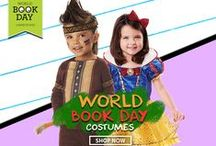 World Book Day / Looking for some fancy dress inspiration for World Book Day?