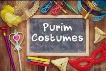 Purim Costume Ideas