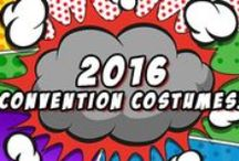 Comic Con Costume Ideas / Going to Comic Con this year? Then come and get some costume ideas!