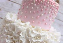 Birthday Cakes for Girls / Birthday ideas for my family.