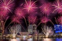 International Displays / Pains Fireworks displays outside the UK from our regional offices in Ireland and Dubai.