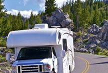 TRAVEL||  Trailer & Camping / Are you looking for a more rustic or outdoorsy vacation? Whether by trailer or tent, check out our favorite camping travel tips, tricks, and reviews!
