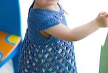 Knit and Crochet for Baby / Beautiful projects to knit or crochet for babies