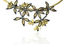 Jewelry - Rebecca Myers / Nature-inspired, handmade jewelry from Rebecca Myers.