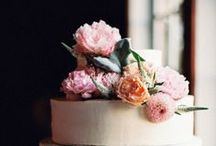 cake flowers / by pot & box