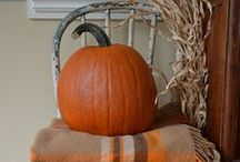 Fall Pumpkin Love Indoors and Out
