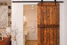 Barn Doors Inside & Out