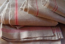 Linens & Textiles / by Rebecca