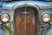 Cars, Trucks and Rust