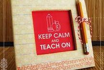all my favorite teachers wear that little black ring / by Ashley Green