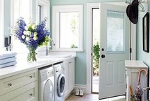 Home - Laundry Room Fantasy / by Tam H