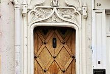 Doors / by Entouriste