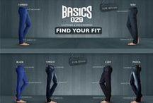 Basics 029 Denims / Get Riveted - Denims from Basics 029