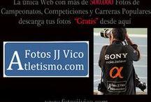Web / Gráfica promoción web: Fotos JJ Vico
