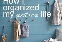 "For the ""Monica"" in me...  / Organization and cleaning tips  / by Lori Pittman"