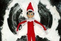Elf On The Shelf / by Ann Gowgiel