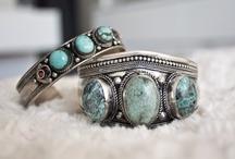 Fashion: jewelry, Turquoise