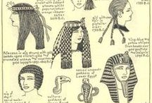 Culture - Egyptian / by Katie K