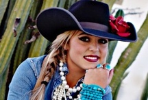 The Quincy Collection- Inspiration, Style, and Loves of Quincy Freeman / by Ariat
