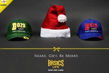 Share. Gift. Be Merry - With Basics Life / Gift Ideas for your loved ones this festive season !!