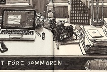 UrbanSketchers / Sketches that inspire.