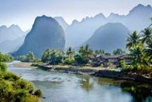 Southeast Asia / by Entouriste