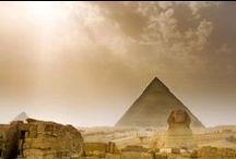 Like an Egyptian / by Entouriste
