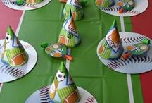 Boys Party Ideas / by Laura Vest