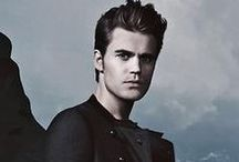 Paul Wesley / by Stephanie Doyal