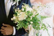 Flowers + Wedding Bouquets