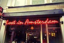 Amsterdam mit Albert