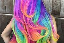 Hair, Glorious Hair!