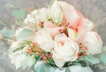 Peach Mint Wedding