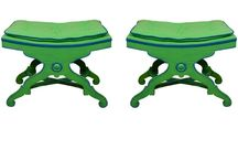 Furniture--Benches/Stools / by Micheale Davis