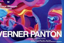 Verner Panton--Interiors / by Micheale Davis