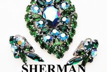 Costume Jewelry--Sherman / by Micheale Davis