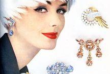 Costume Jewelry--Corocraft / by Micheale Davis