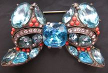 Costume Jewelry--Eisenberg / by Micheale Davis