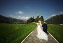 Wedding in St Moritz - Switzerland