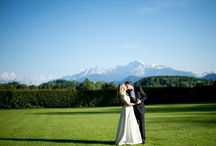 Traumhochzeit Salzburg / Hochzeit - Wedding in Salzburg - Christuskirche M32 Gwandhaus Schloss Aigen