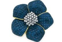 Brooches--Flowers #2 / by Micheale Davis