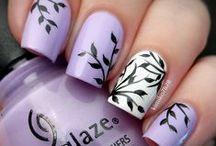 Pazurki / Ciekawe pomysły na piękne paznokcie
