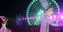 Carnaval de Nice / Durant plus de 15 jours, la ville vit au rythme de cet événement authentique et féérique. Prenez un passeport pour la fête et laissez la magie opérer…   For over 15 days, the city hums to the rhythm of this genuine, fairy-tale event. Get a passport for the celebration and let the magic do its work …